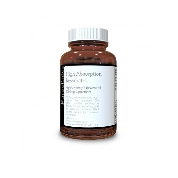 Pureclinica Resveratrol