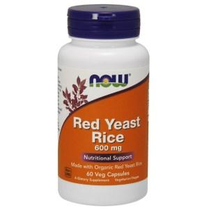 Κόκκινη Μαγιά Ρυζιού