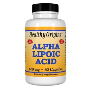 Άλφα Λιποϊκό Οξύ