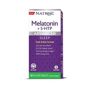 Μελατονίνη + 5-HTP