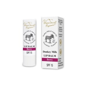 Donkey Milk & Argan Oil Lip Balm Berry