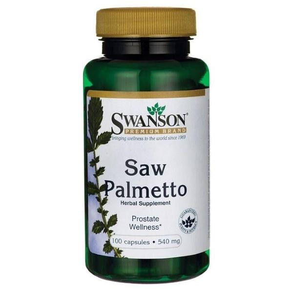 Swanson Saw Palmetto 540mg x 100