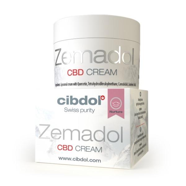 Cibdol Zemadol CBD cream 50ml