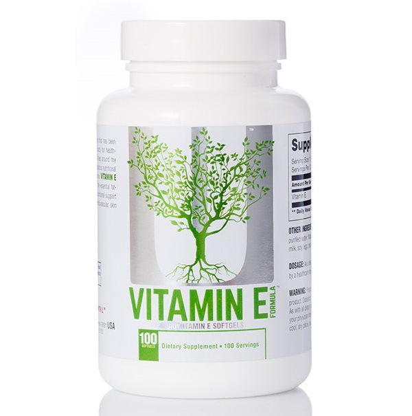 Universal Vitamin E 400iu x 100