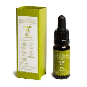 CBD Hemp Oil 5%