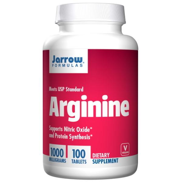 Jarrow Formulas L-Arginine 1000mg