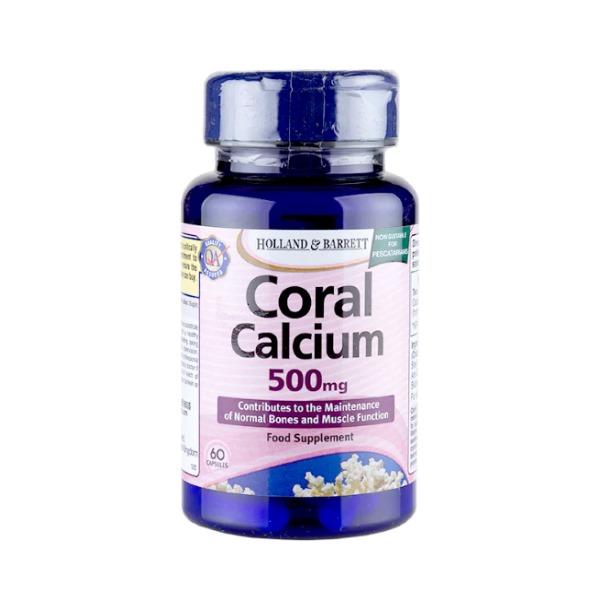 Holland & Barrett Coral Calcium x 60