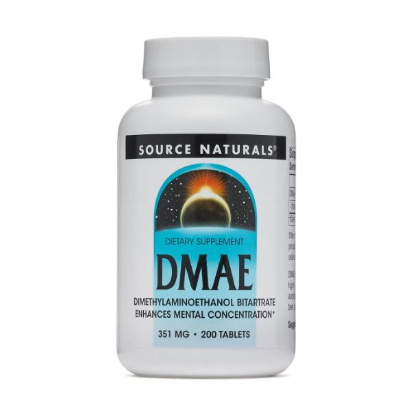 Source Naturals DMAE 351mg x 200