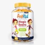 Actikid Magic Beans Multi-Vitamin Tropical Twist – Vegan x 60