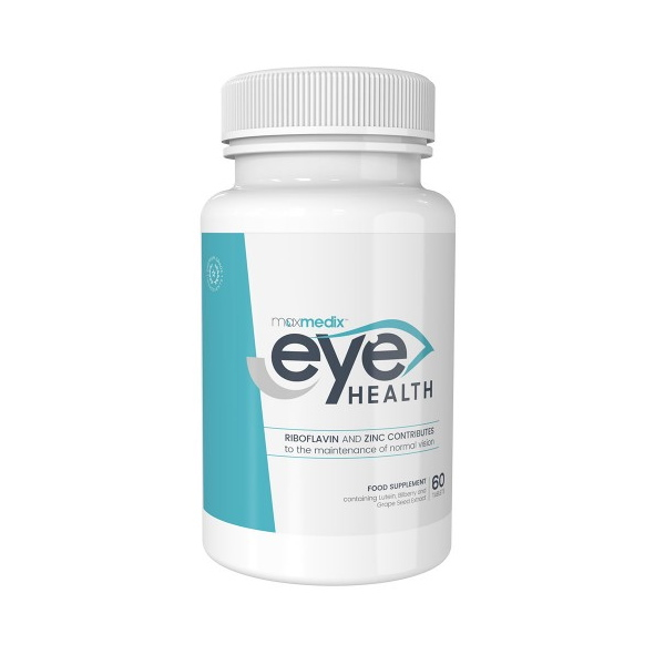 Maxmedix Eye Health tablets x 60