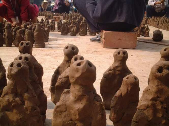 Alternate Image Of Field For The Art Gallery New South Wales By Sir Antony Gormley