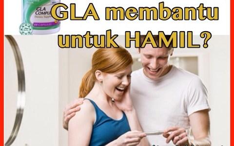 GLA Complex Bantu Untuk Hamil