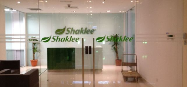 Shaklee Malaysia Home Office Di Sunway Pinnacle