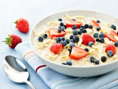 sarapan pagi oat