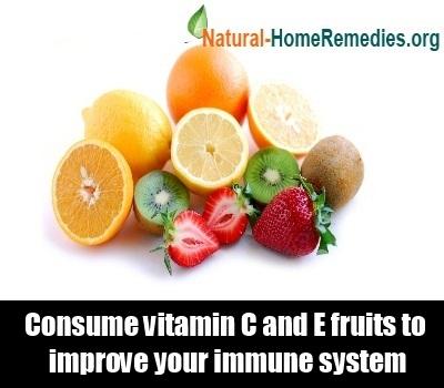 vitamin c dan vitamin e untuk imun sistem