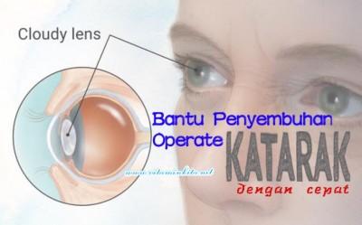 Masalah Katarak Mata Dan Carotomax