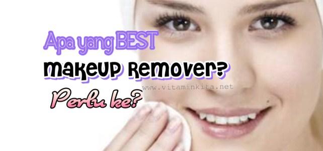 Apa Yang Best Makeup Remover Nutriwhite Shaklee?