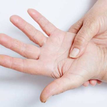 Inflammation Of The Tendon Can Cause Trigger Finger