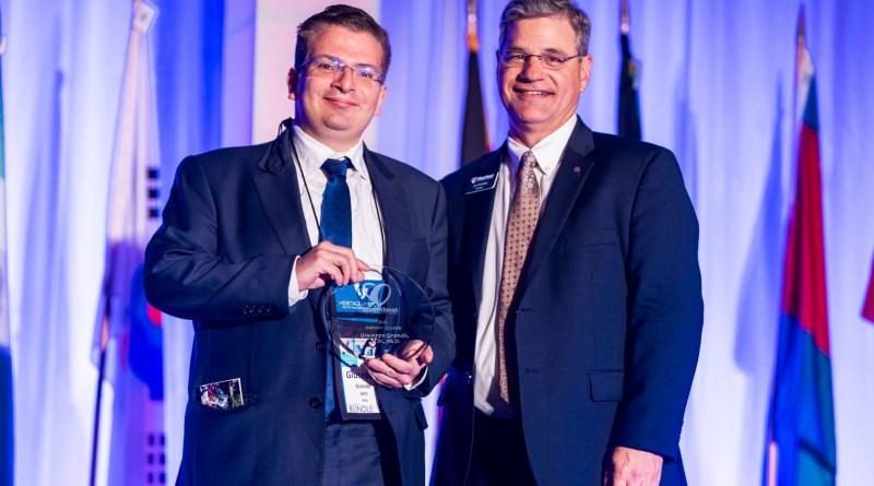 Heartbeat International: Grande premiato come Servant Leader 2019