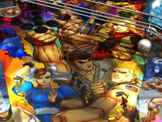 Zen Pinball 2 - Super Street Fighter II