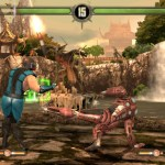 Mortal Kombat PS Vita 11