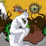 Ace Armstrong Vs The Alien Scumbags PSP Minis 08