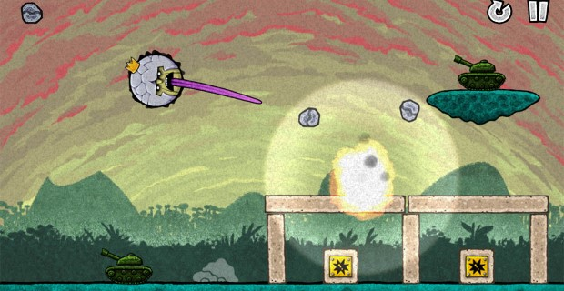 King Oddball PS Vita