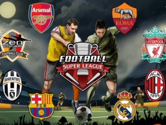 Super League Football PS Vita