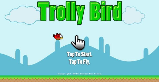 Trolly Bird PlayStation Mobile