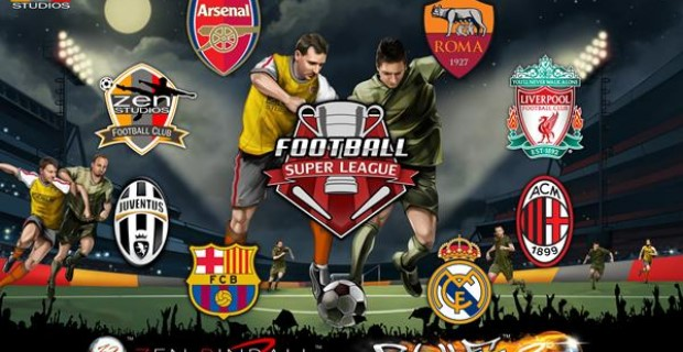 Zen Pinball 2 Super League Football PS Vita