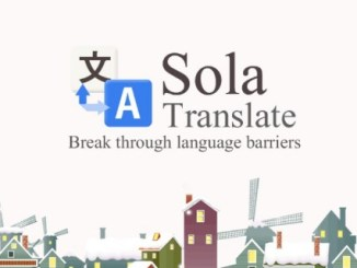 Sola Translate PlayStation Mobile