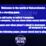 Unicorn Saviour PlayStation Mobile 02