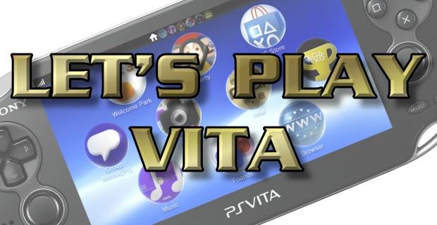 Let's Play Vita