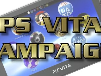 PS Vita Campaign