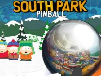 Zen Pinball 2 South Park Pinball PS Vita