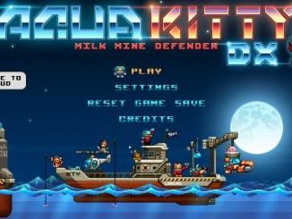 Aqua Kitty Milk Mine Defender DX PS Vita