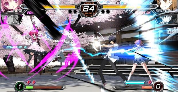 Dengeki Bunko Fighting Climax PS Vita