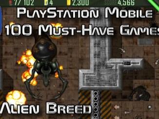 100 Best PlayStation Mobile Games 023 - Alien Breed
