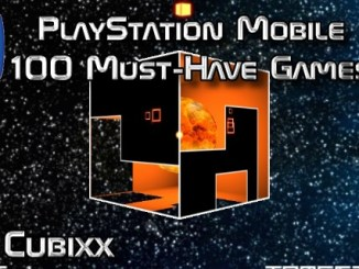 100 Best PlayStation Mobile Games 030 - Cubixx