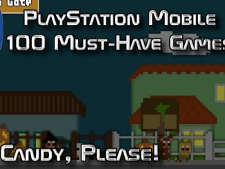 100 Best PlayStation Mobile Games 034 - Candy Please