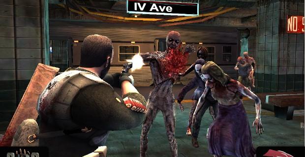 2013 Infected Wars PS Vita