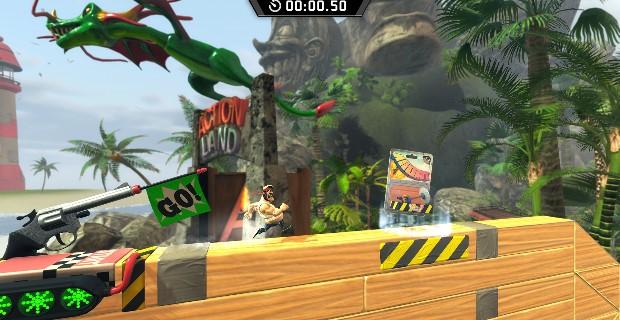 Action Henk PS Vita