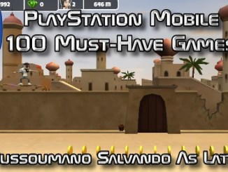 100 Best PlayStation Mobile Games 051 - Mussoumano Salvando As Latifas