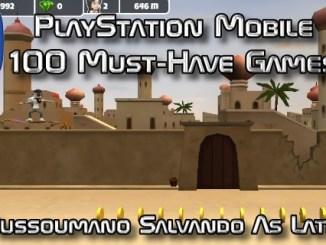 100 Best PlayStation Mobile Games 051 - Mussoumano Salvando As Latifas