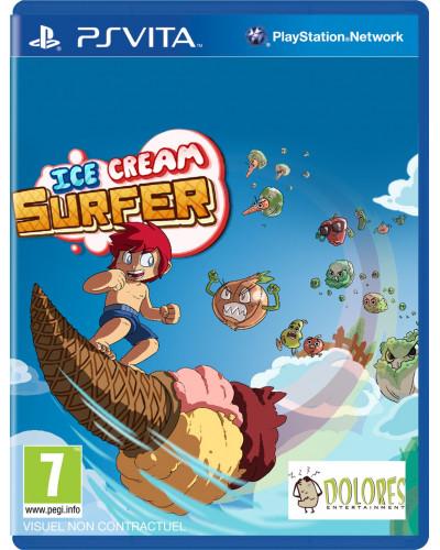 Ice Cream Surfer - PS Vita