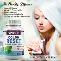 Colon Cleanse Advanced Formula