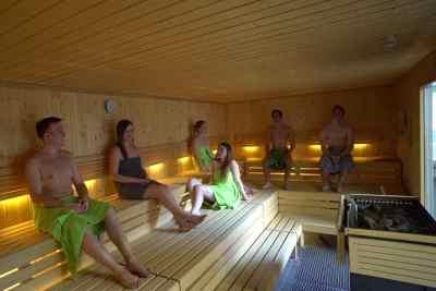 Vita Sports Sauna 4