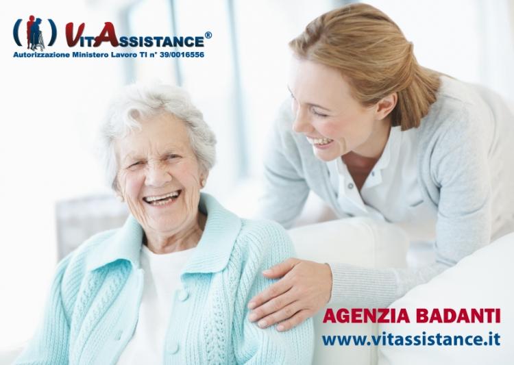Vitassistance Agenzia Di Badanti Per Lassistenza Agli Anziani