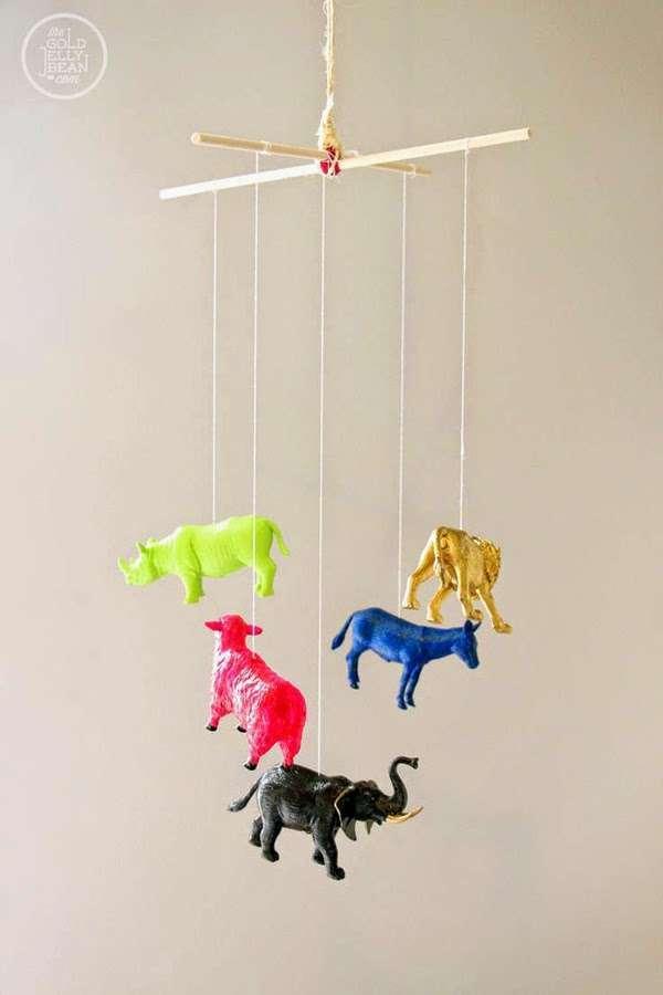 animali plastica fai da te