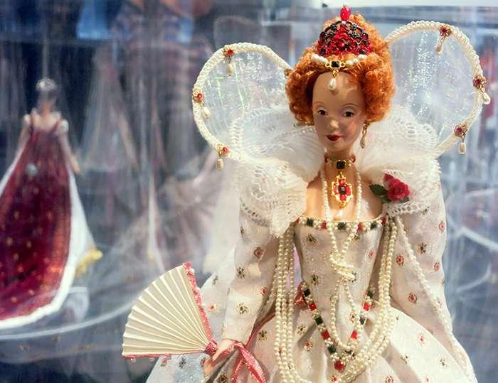 barbie maria stuarda